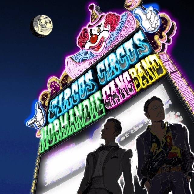 [CD] CIRCUS CIRCUS / NORMANDIE GANG BAND 2,268円(税込)