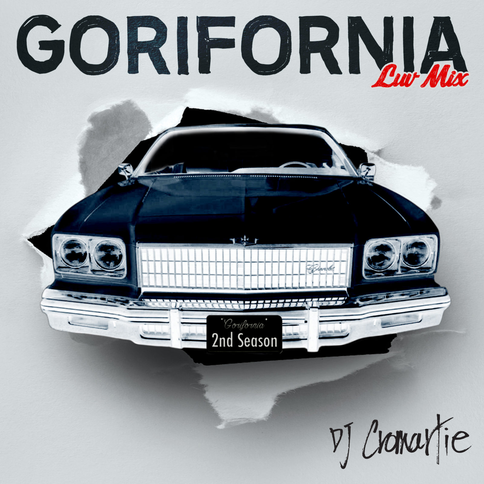 [MIX CD] Gorifornia LUV Mix 2nd Season / DJ Cromartie ¥1,080(税込)